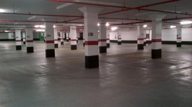 Industrial Epoxy Floor Painting Contractors Toronto